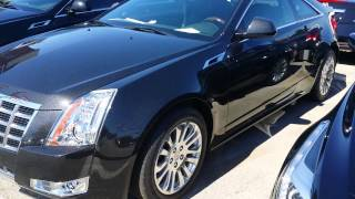2014 Cadillac CTS Coupe for Julie by Wayne Ulery