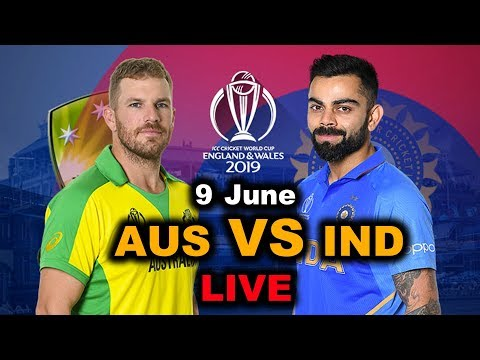 Live: India vs Australia, Match 14 - Live Cricket Score, Commentary | IND vs Aus | HCN News