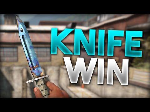 KNIFE WIN!! | CSGOBounty Raffles (CS:GO Gambling)