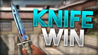 KNIFE WIN!! | CSGOBounty Raffles (CS:GO Gambling)