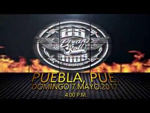 LIRAN´ ROLL EN CONCIERTO - PUEBLA 7.MAYO.2017 - Eventos Puebla Coordinacion