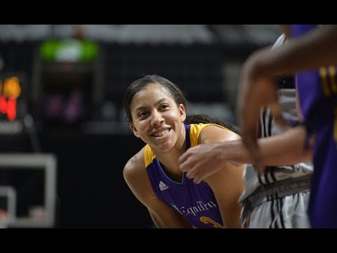 Candace Parker Becomes 6th Player in WNBA History to Record Triple-Double