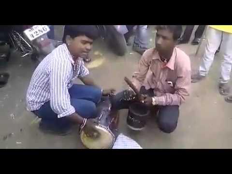 Powada shivaji maharaj in kalyan by Ganesh deshmuk