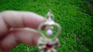 Sailor Moon: Chibi Usa's Crystal Key for cosplay and casual wear