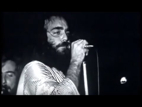 "Demis Roussos - ""I want to live"" **Original Footage (Broadcasted on May 4th,1972)"