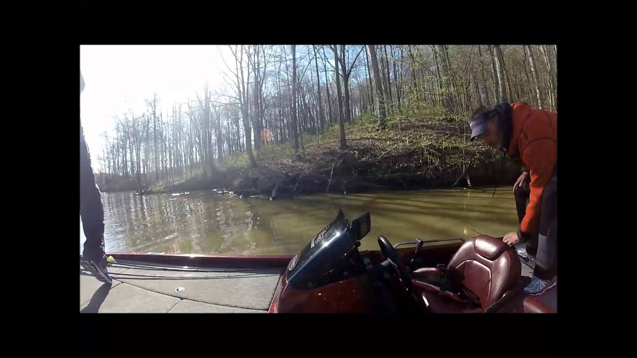 Kinkaid anglers choice 041115 youtube for Kinkaid lake fishing report