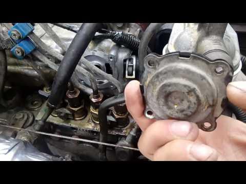Isuzu npr 4hf1 and 4hg1 pcv valve location - YouTube
