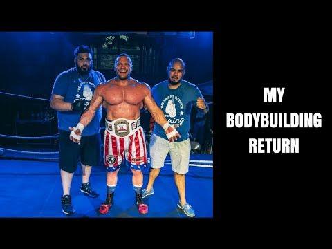 My Bodybuilding Return Marc Lobliner Live Q&A 7-3-18 | Tiger Fitness