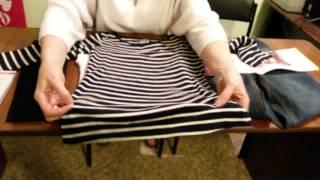 видео Одежда и обувь с эффектом потертости