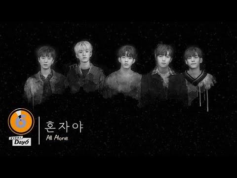 DAY6 'All Alone(혼자야)' | Rom|Han|Eng Lyrics Video