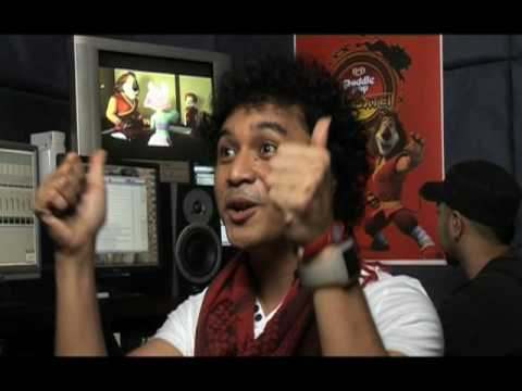 Interview With Giring Nidji si Paddle Pop Lion