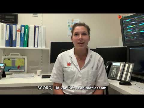 Werken bij op de Cardiac Care Unit (CCU) bij Amsterdam UMC