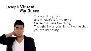 Watch Joseph Vincent My Queen video