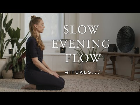 Long day? Unwind with this slow evening yoga routine (15-minute practice) | Rituals