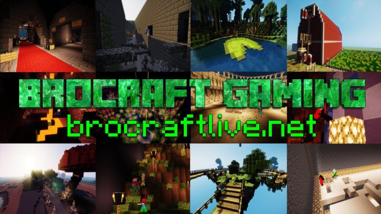 BroCraft Gaming