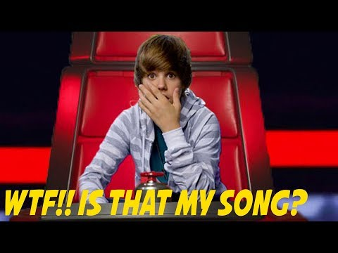 Best Justin Bieber COVERS in The voice Audition 2018
