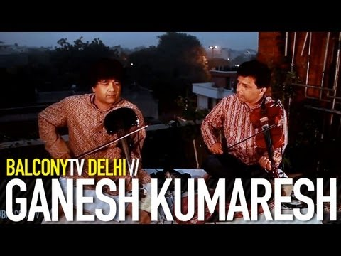 Ganesh and Kumaresh Violin Duo