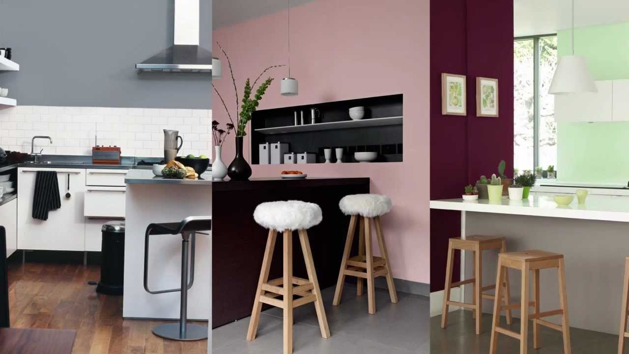 peinture sp ciale cuisine et bains dulux valentine youtube. Black Bedroom Furniture Sets. Home Design Ideas