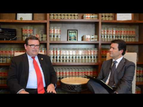 Paul Patterson Interviews Chris McCool - Candidate for Alabama Court of Criminal Appeals