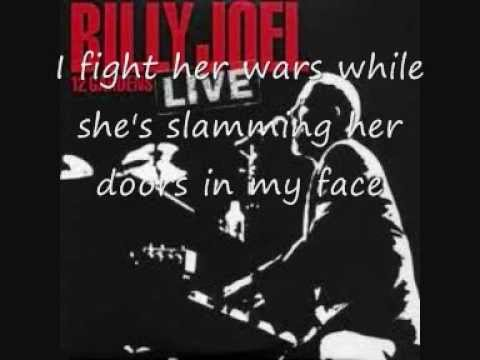 Billy Joel - Laura (with lyrics)