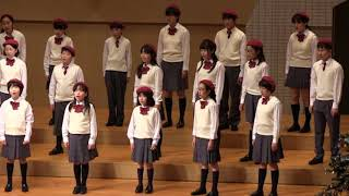 2017年12月24日 第36回クリスマスコンサート 武蔵野音楽大学 パルナソス...