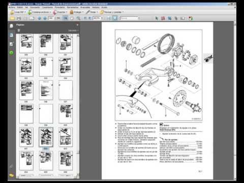 bmw f 650 cs scarver manual de taller service manual. Black Bedroom Furniture Sets. Home Design Ideas