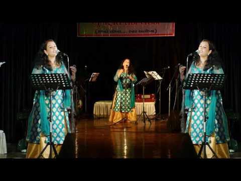 Gujarat Day Celebration 2017 sangati group Nisha parghi
