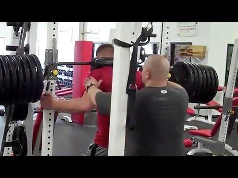 Check Out JJ Watt's Insane Workout