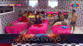 Gh 2016 03 08 Pato Y Yasmila Antes De La Gala Gran Hermano 2016