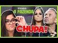 "🔥""Chupa!"" PERLLA SAIU ""ESCORRAÇADA"" e NADJA FESTEJA | Comentando ""A FAZENDA 10"" | Prog de 18/10/18"