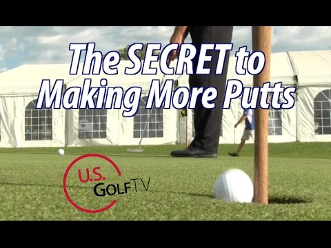 Golf Putting Tips:  Why Most Amateurs Miss 6 Foot Putts