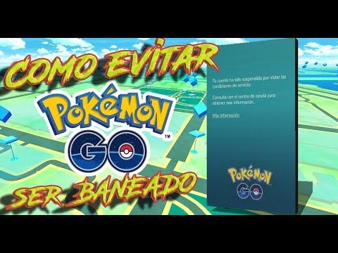 Como evitar ser Baneado de PokemonGO Guia de como ser fly y no morrir en el intento
