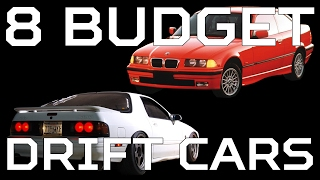 8 Budget Drift Cars