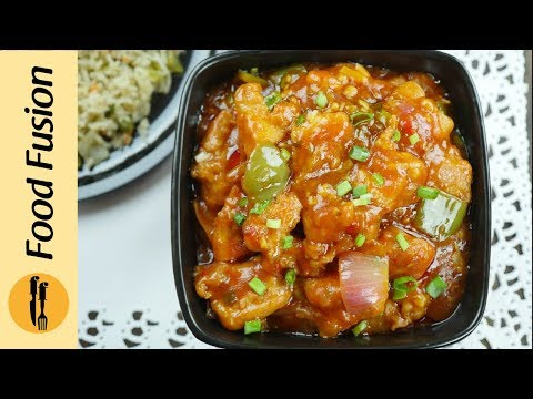 Chicken Manchurian Simplified Recipe By - Food Fusion