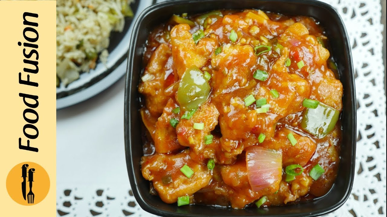Chicken manchurian simplified recipe by food fusion youtube forumfinder Image collections