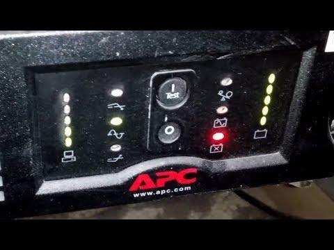 manual smart ups rt 5000