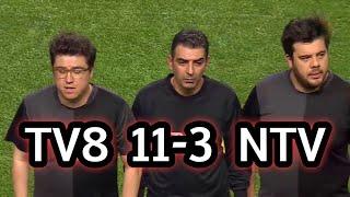 TV8 11-3 NTV Spor Dostluk Maçı Tüm Goller HD (16 Ocak 2016)