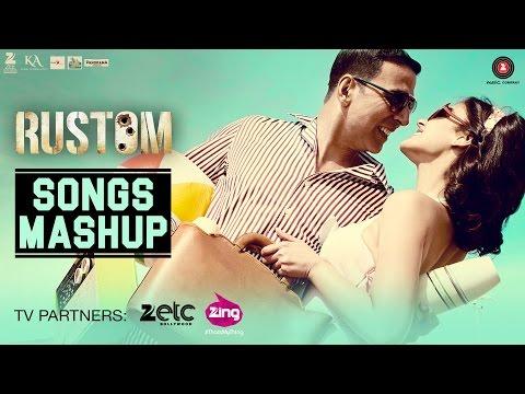 Rustom Songs Mashup - Dj Notorious | Akshay Kumar, Ileana D'cruz, Arjan Bajwa & Esha Gupta