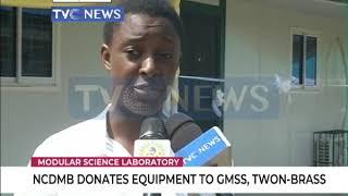NCDMB establishes Centre in GSS Okpoama
