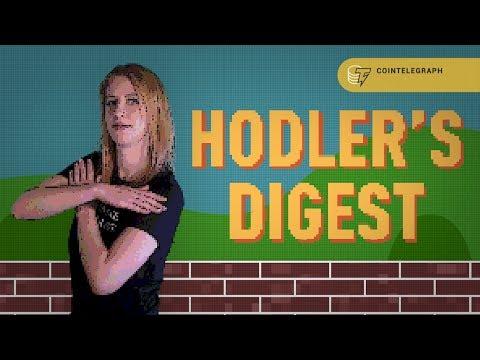 Blockchain Bandit Detected, Disney & Crypto, Samsung Develops Native Coin? | Hodler's Digest