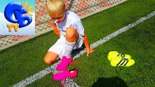 ⚽ Батл Бутс Найк и Адидас Battle Boots Nike and Adidas