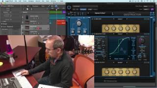 Destructor In the Studio (4/4) -  Overdrive!
