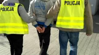 Amfetamina nie trafi już do odbiorców - KP Fordon KMP Bydgoszcz