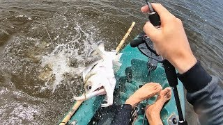 AGORA LASCOU!!! Pescaria.