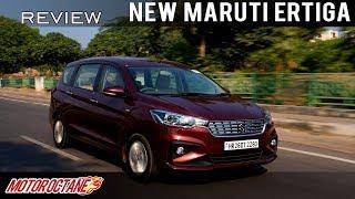 New Maruti Ertiga 2019 Review | Hindi | MotorOctane