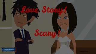 A Scary Love Story! (Animated in Hindi)