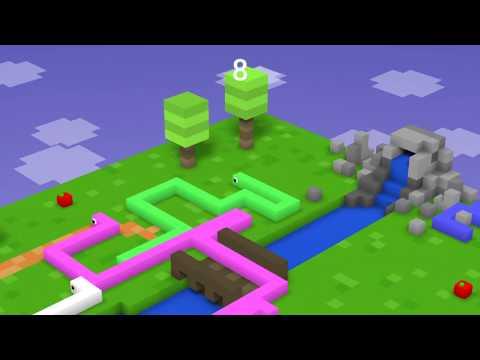 Blocky Snake Gameplay