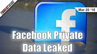 Facebook Private Data Leak of 50 Million Users; New AMD Chipset Flaws  - Threat Wire