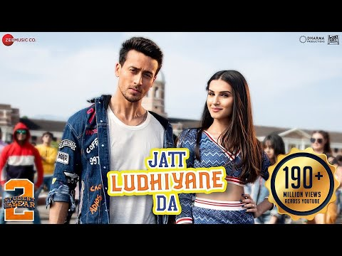 Download Lagu  Jatt Ludhiyane Da – Student Of The Year 2 | Tiger Shroff, Tara & Ananya |Vishal & Shekhar| Payal Dev Mp3 Free