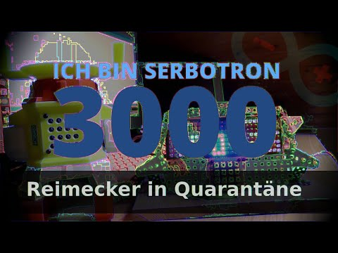 Arduino : Serbotron 3000 Demo